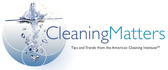 Cleaning Matters logo