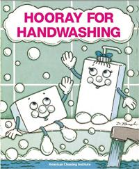 Hand hygiene education to pre school children including when to wash