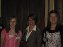 Meeting Senator Klobuchar