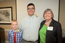 Tyler, Eli and Mary Vihstadt (Henkel)