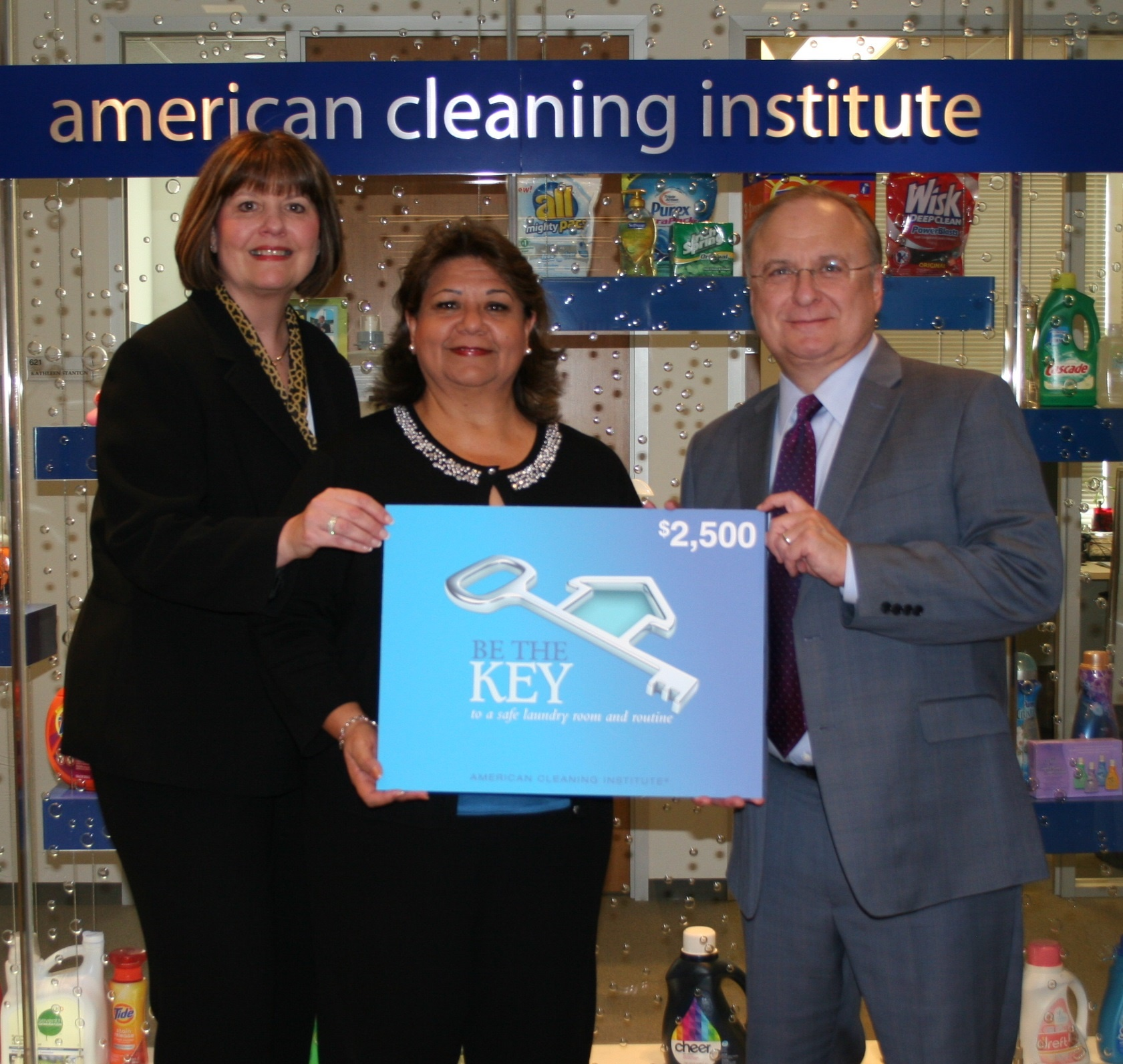 2013 Laundry Campaign Sweepstakes Winner