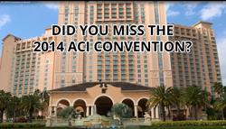 2014 ACI Convention Video