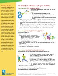 GHD Activity Sheet 2