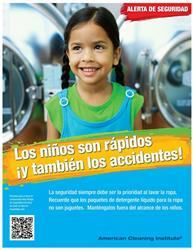 Laundromat Safety Posters spn