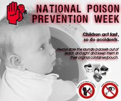 PoisonPreventionWeek Website Feature