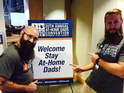 Two cool dads at home conference 2