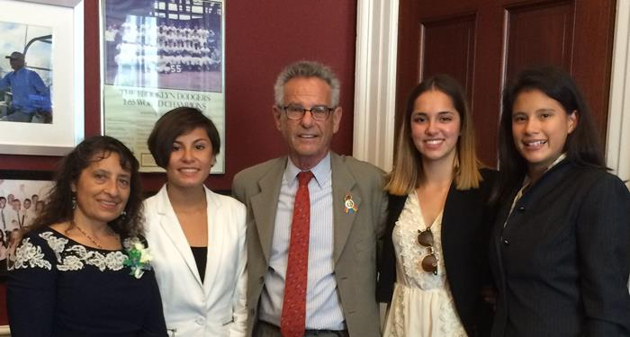 McBride High School visits Capitol Hill