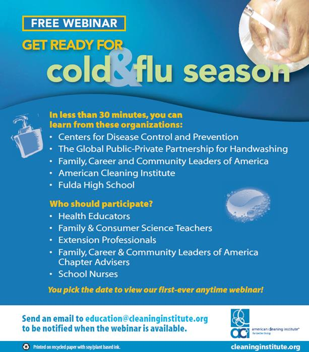 Cold Flu 2014 webinar card