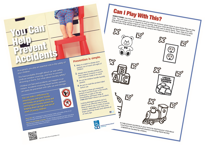 Poison Prevention Activity Sheet both