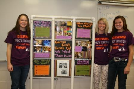 Litchfield FCCLA Project Board
