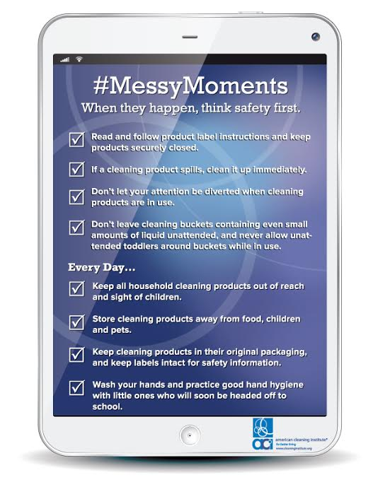 Messy Moments checklist WEB