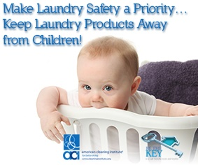 Priority laundry safety web