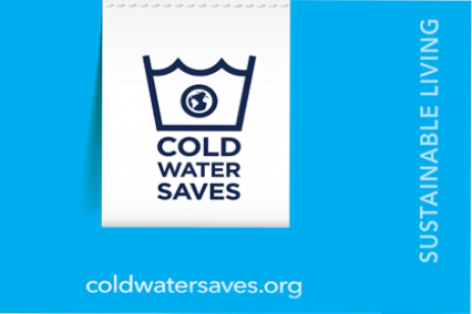 Cold Water Saves logo